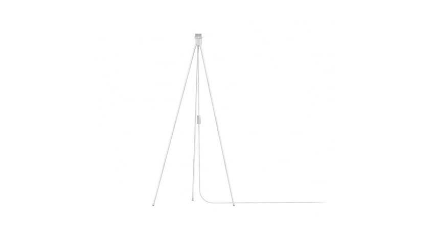 Tripod weiß mit 3m Kabel