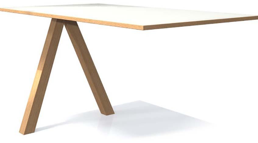 Schreibtisch Trondheim - Anbau