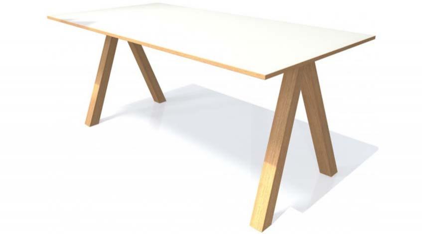 Schreibtisch Trondheim