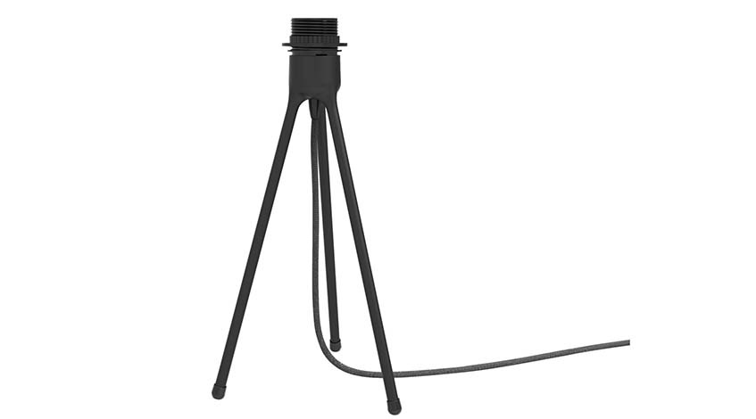 Tripod Table schwarz