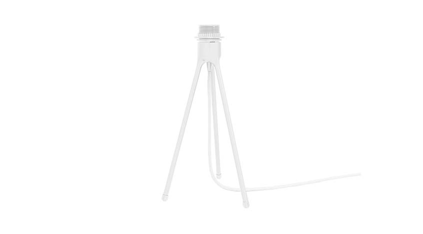 Tripod Table weiß