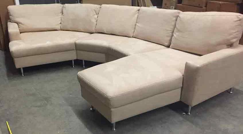 Sofakombination Trapez