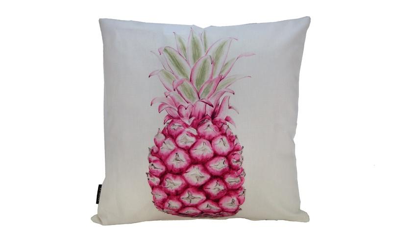 Proflax Kissenhülle Ananas