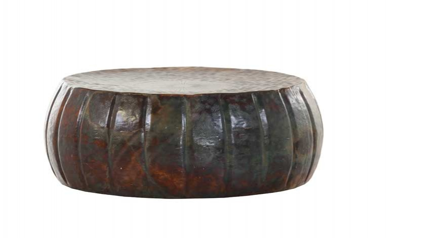 Couchtisch Kupfer