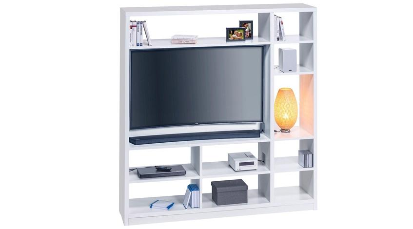 Maja Raumteiler mit Cableboard