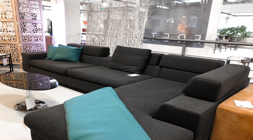 Sofakombination Design