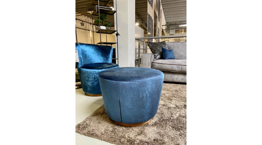 Lounge Chair Hocker